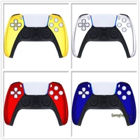 extremerate diy front housing shell replacement shell custom cover faceplate for playstation 5 controller