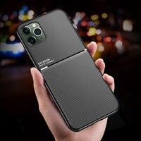 Автомобильный Магнитный чехол-держатель для телефона iPhone 11 Pro Max SE 2020 X XR XS Max 6 6S 7 8 Plus 5