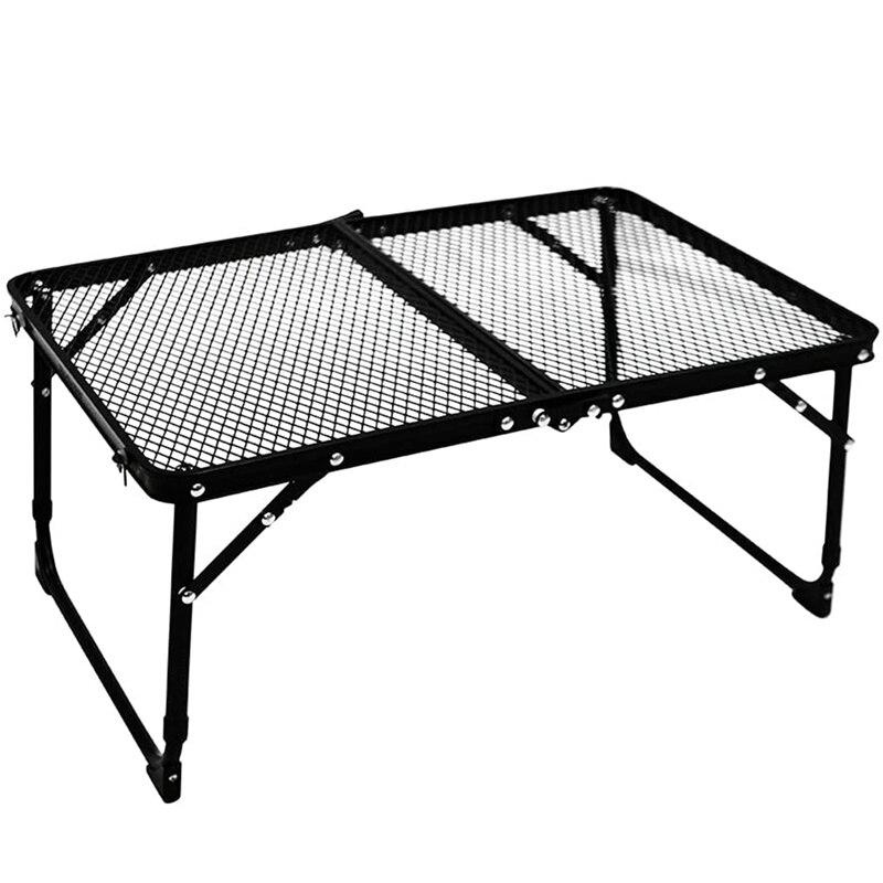 الأفضل!-طاولة تخييم صغيرة طاولة قابلة للطي المحمولة الجدول قابل للتعديل طاولة قابلة للطي نزهة الجدول شاطئ الجدول مخيم الجدول BBQ الجدول