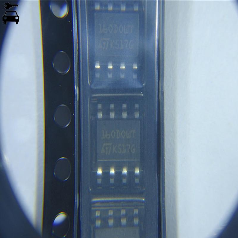 Puce pour tableau de bord SOP-8   M35160 160DOWQ 160D0WQ 160DOWT 160D0WT IC EEPROM, Correction de kilométrage BMW, puce IC SOP-8