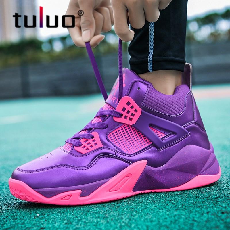 Chaussures de basket-ball pour hommes haut de gamme chaussures de sport de plein air confortables nouveau basket-ball Ayakkabi garçons Jordans baskets homme bottes de basket-ball