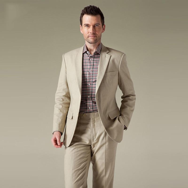 Traje Formal ajustado de negocios para hombre de esmoquin de boda... ropa...