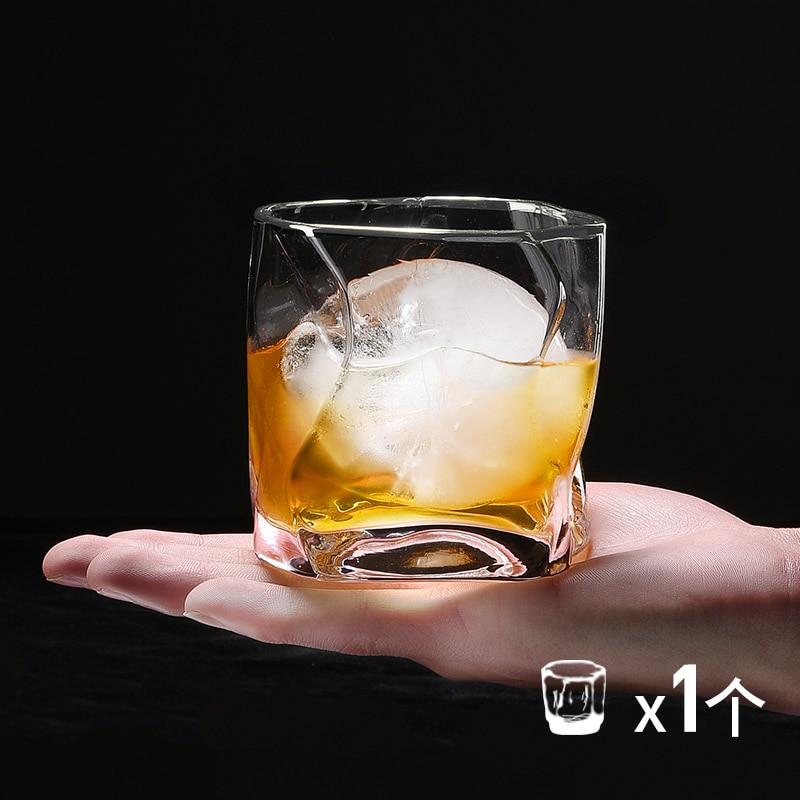 Copa De vino transparente De Cristal De alta calidad Nordic Whiskey Bar...