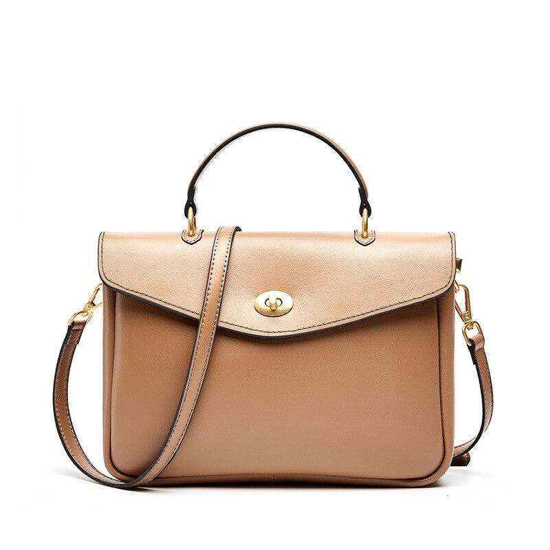 ¡Novedad de 2020! bandolera de gran capacidad para mujer, bolsos de diseño para mujer, bolsos de cuero de lujo para mujer, bolso grande para mujer
