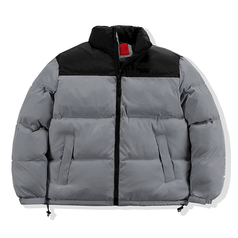 Американский бренд, северные парки, зимние парные хлопковые пальто разных цветов, повседневные свободные теплые пуховые куртки, мужские и ж...