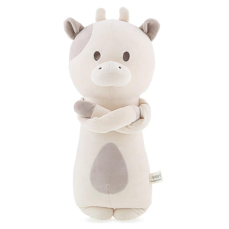 60 см милая мягкая длинная подушка в виде медведя, плюшевые игрушки, мягкая подушка для сна в офисе, подушка, кролик, кукла для девочек