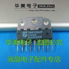 Livraison gratuite. TDA6108JF TDA6108AJF amplificateur vidéo IC
