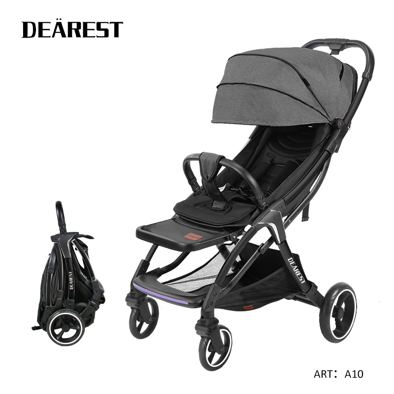 Dearest A10 Buggies Portable Umbrella Baby Wagon Aircraft Can Be Gifts enlarge