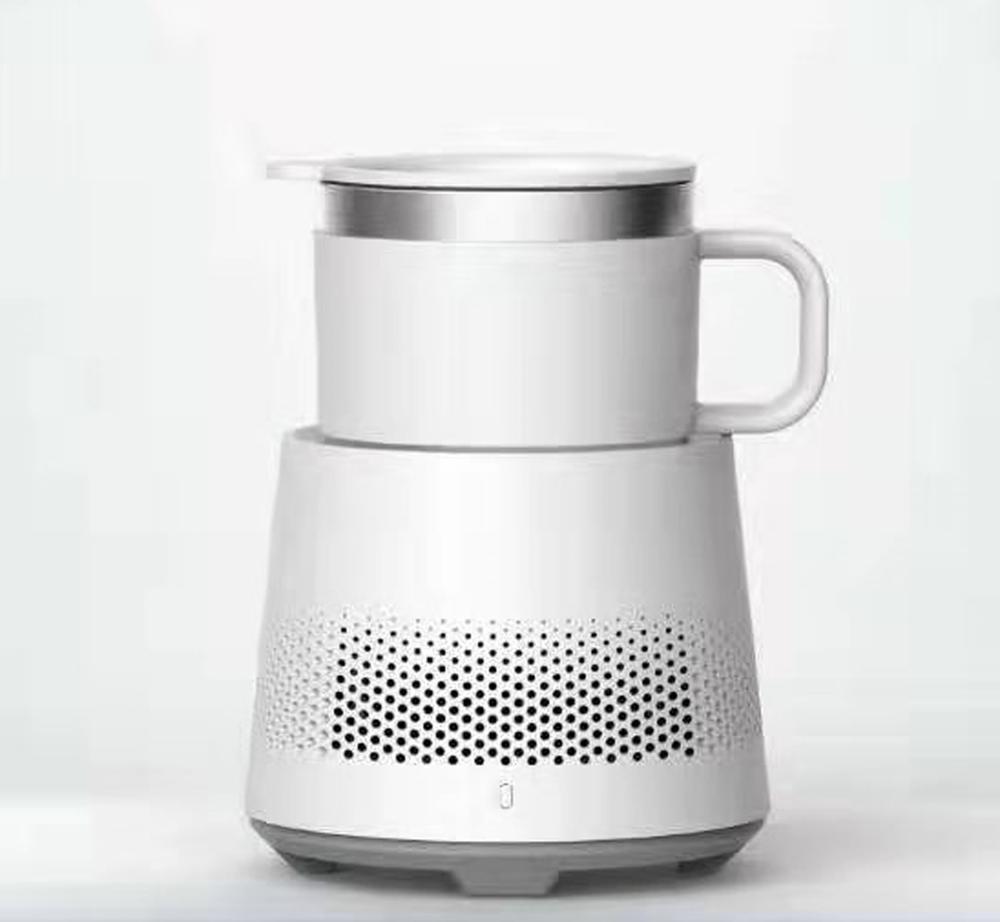 Портативная охлаждающая и нагревающая чашка, автомобильная загрузка, охлаждение и нагрев чашки, охладитель пива и вина, Нагреватель молока