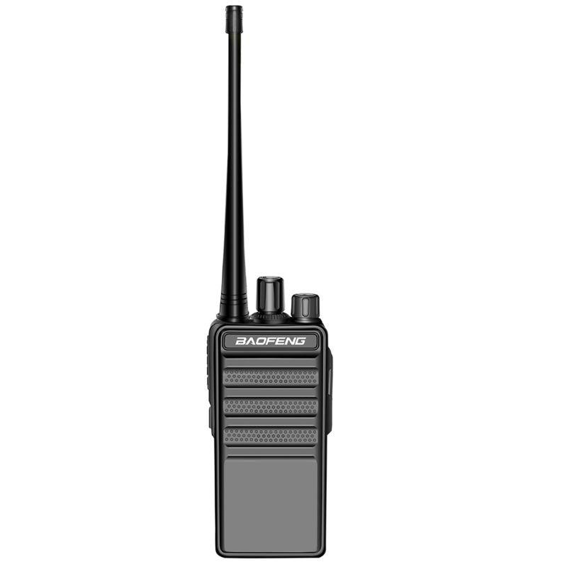 2020 High Power Upgrade Bao feng BF-858  Waterproof Walkie Talkie Two Way Radio