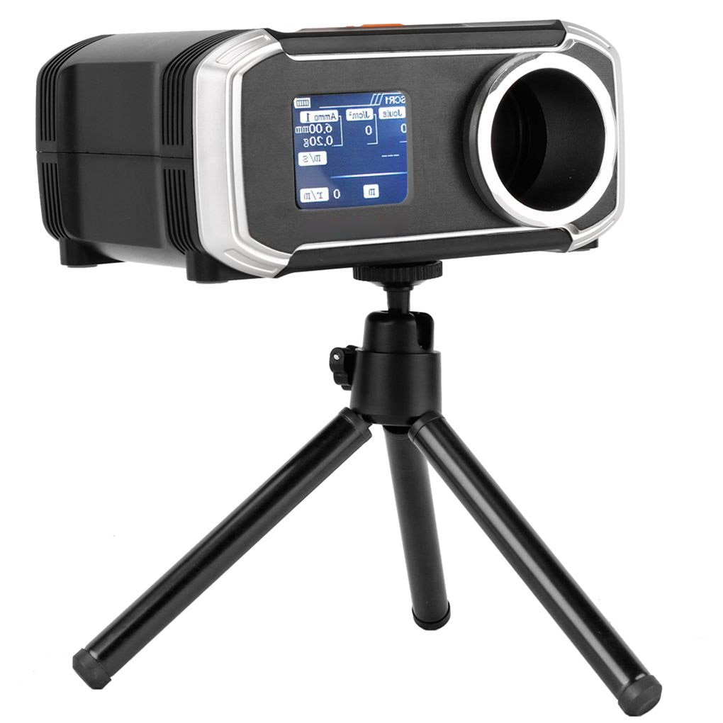 WST-X01 chasse tactique Airsoft Paintball testeur de vitesse numérique tir Bluetooth testeur puce tachymètre LCD écran daffichage