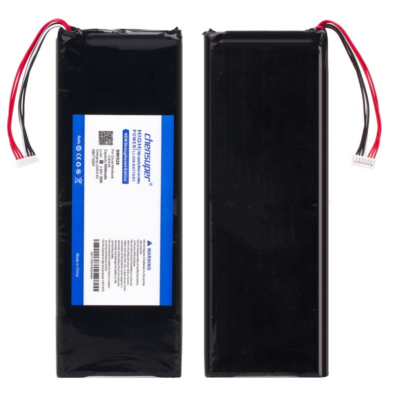 Top Brand 100% New 6000mAh 8 Lines+Plug NV-635170-2S Battery for Chuwi Minibook CWI526 Tablet PC in stock