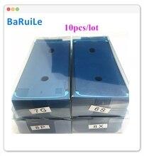 BaRuiLe 10pcs Wasserdicht 3M Klebstoff für iPhone 12 Pro Max 12Pro 12 P 12PM Aufkleber LCD Bildschirm rahmen Band Reparatur Teile