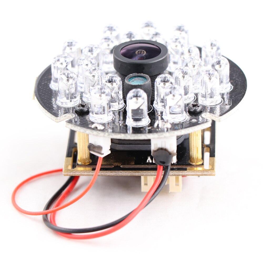 1.0 megapixel hd 720 p ir corte ir led dia visão noturna webcam utv otg módulo de câmera usb