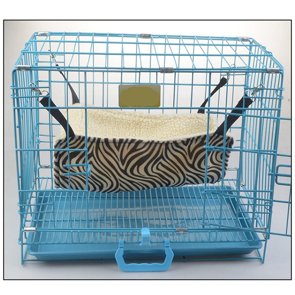 hamster ferret Pet Hanging Bed Polk Dot Polyester Pet Rat Rabbit Chinchilla Cat Cage Hammock Small Animal Bed Cover Bag 8.20