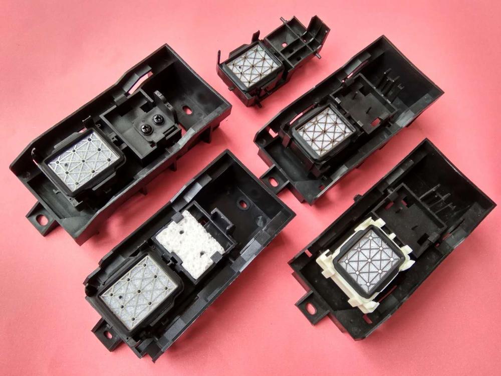 Para MIMAKI JV33 pila de tinta Yongli Le Cai cabezal de impresión tapa de tinta superior Estación de tapas almohadilla de tinta Mutoh Slider tinta partes de la impresora de motor