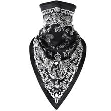 Outdoor Sports UV Protection Polyester Face Cover Neck Tube Bandana Scarf Breathable Hiking Fishing