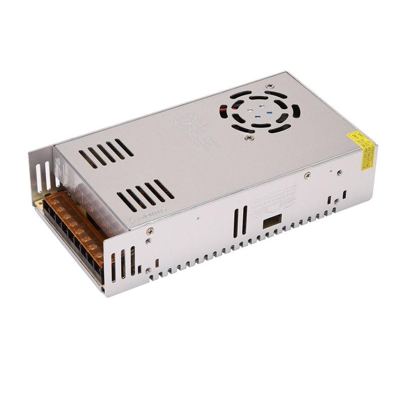 24 فولت 17A LED التبديل امدادات الطاقة ضوء محول 400 واط LED قطاع التبديل سائق للتحكم الصناعي CCTV