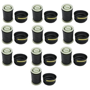 MAXPEEDINGRODS 10pcs Rear Air Suspension Spring Bags for BMW X5 E70 X6 E71 E72 37126790078 Sale