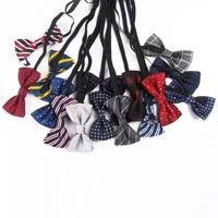 22 colors new sale fashion childrens bow tie clothing accesories casual shirt bowties boy original design luxury necktie