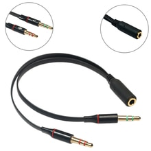Universal Jack 3.5 Audio Cable 3.5mm Speaker Line Aux Cable For IPhone  Samsung Galaxy Car Headphone