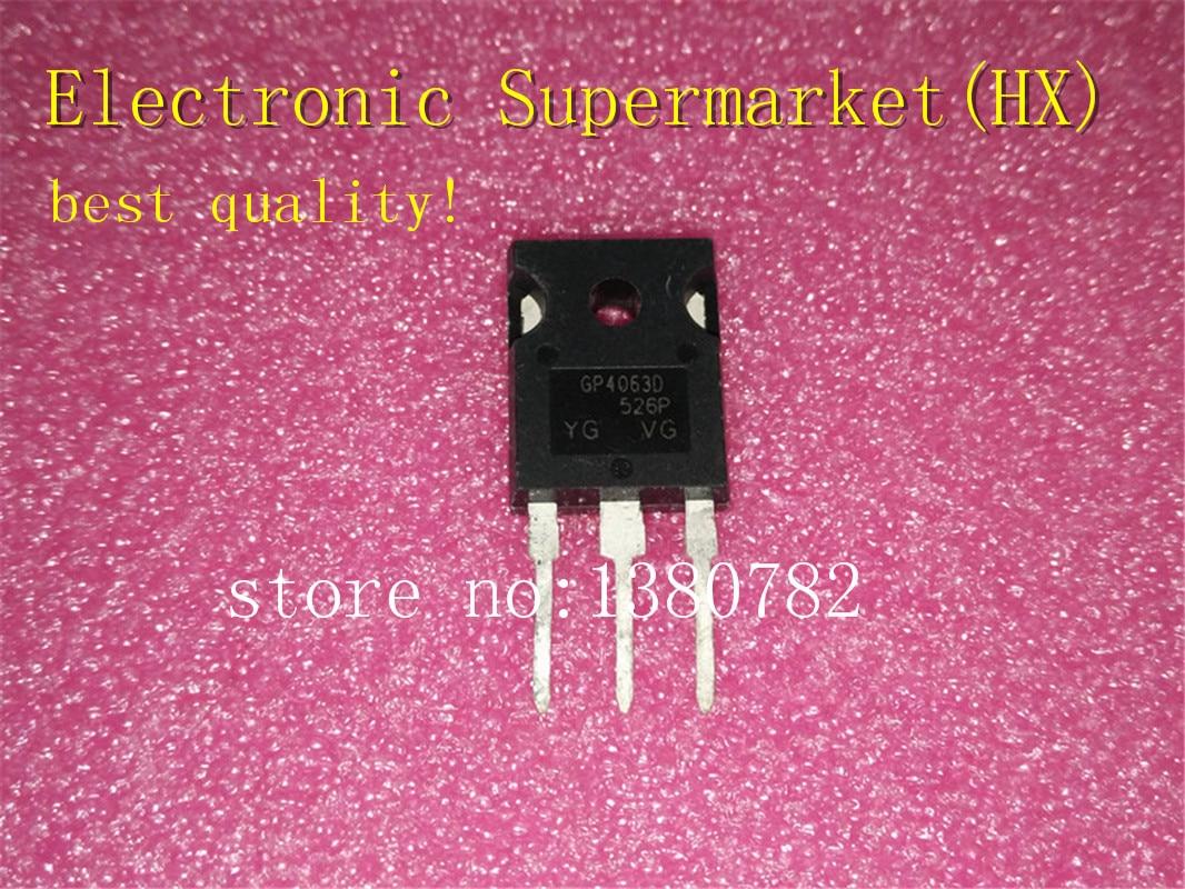 ¡Envío Gratis 50 unids/lote IRGP4063D IRGP4063-247 IC en stock!