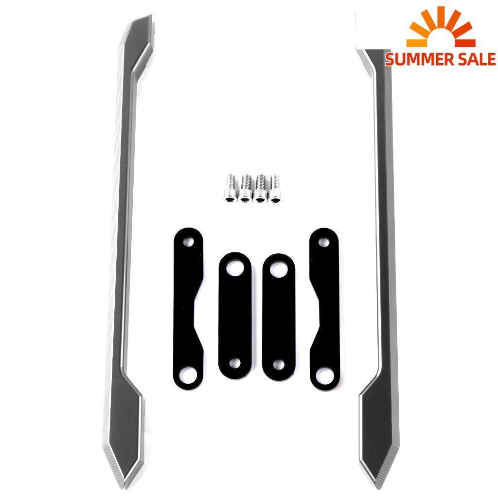 CNC Rear Passenger Seat Hand Bars Handle Grab Bar For Yamaha MT09 MT-09 FZ-09 2014 2015 2016 Aluminum MT FZ 09 Motorcycle