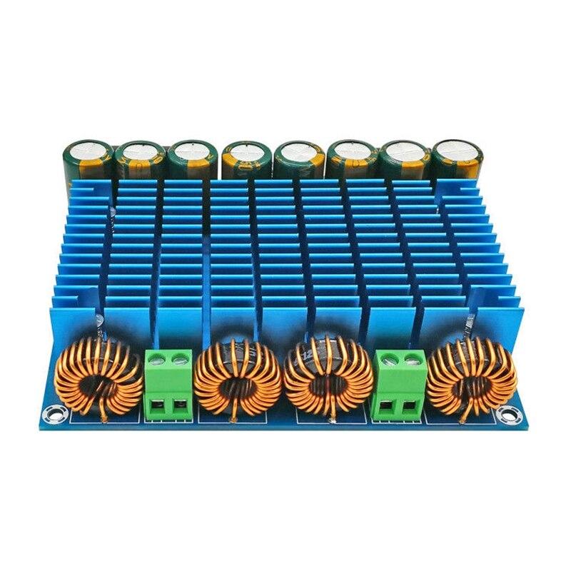 Tda8954th classe d de alta potência dupla-canal digital o placa de amplificador 420w x 2 placa de amplificador de áudio digital