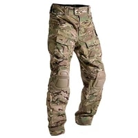 multicam camouflage military tactical pants army uniform trouser hiking pants paintball combat cargo pants with knee pads
