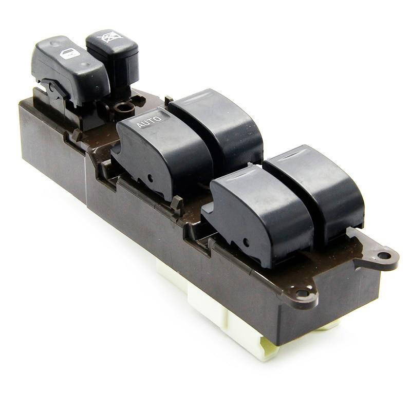 Novo interruptor de controle de janela interruptor mestre de controle de janela de energia para toyota land cruiser 8482060130 84820-60130
