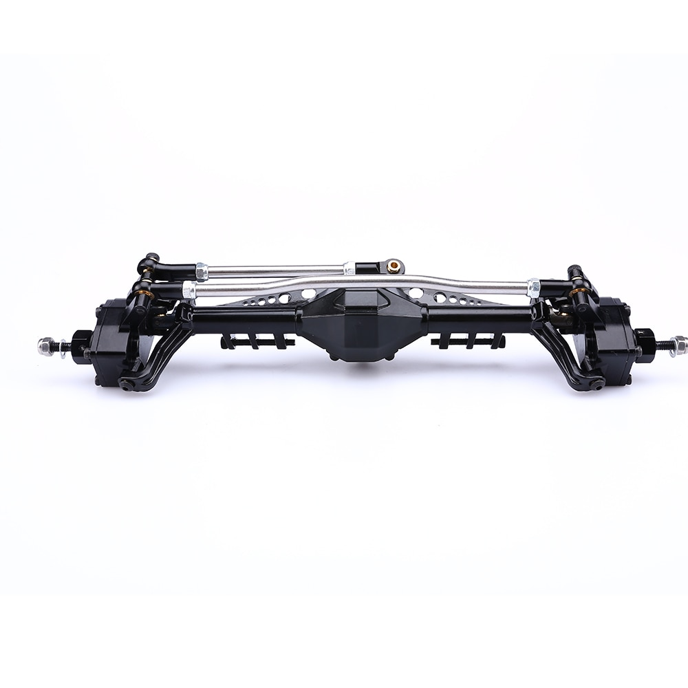 Aluminum Alloy Front and Rear Portal Axle Capra 1.9 UTB Unlimited Trail Buggy auto parts rc crawler parts enlarge
