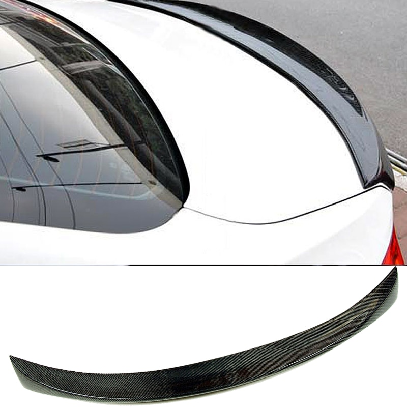 CSL Style Carbon fiber Trunk Spoiler F30 320i 328i 335i 3-Series Fit For BMW