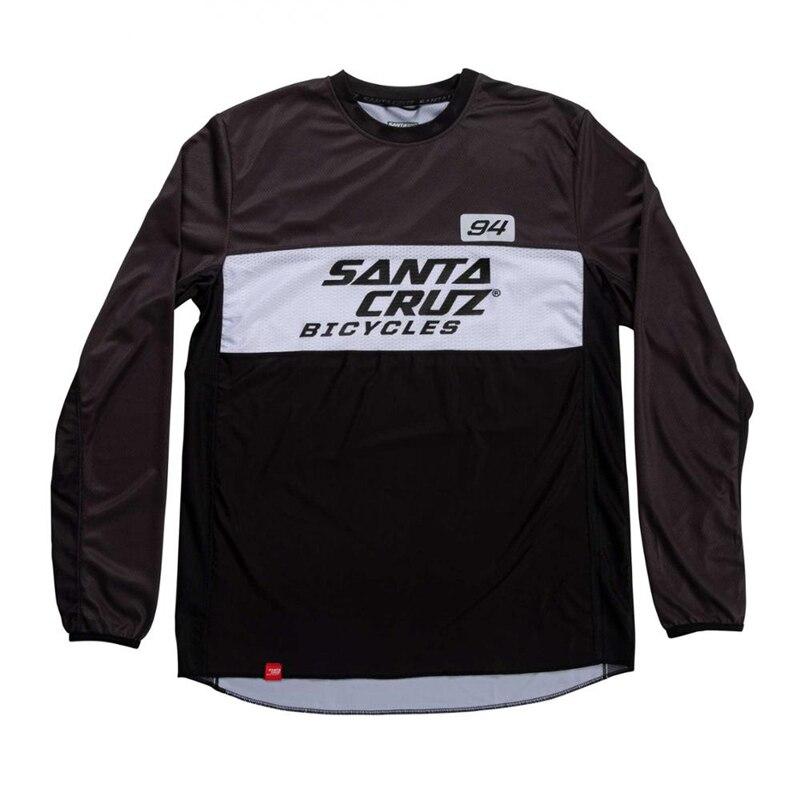Новый гоночный Tld Горные Джерси Горный Велосипед Мотоцикл Велоспорт Джерси Crossmax Ciclismo одежда для мужчин MTB MX Santa Cruz
