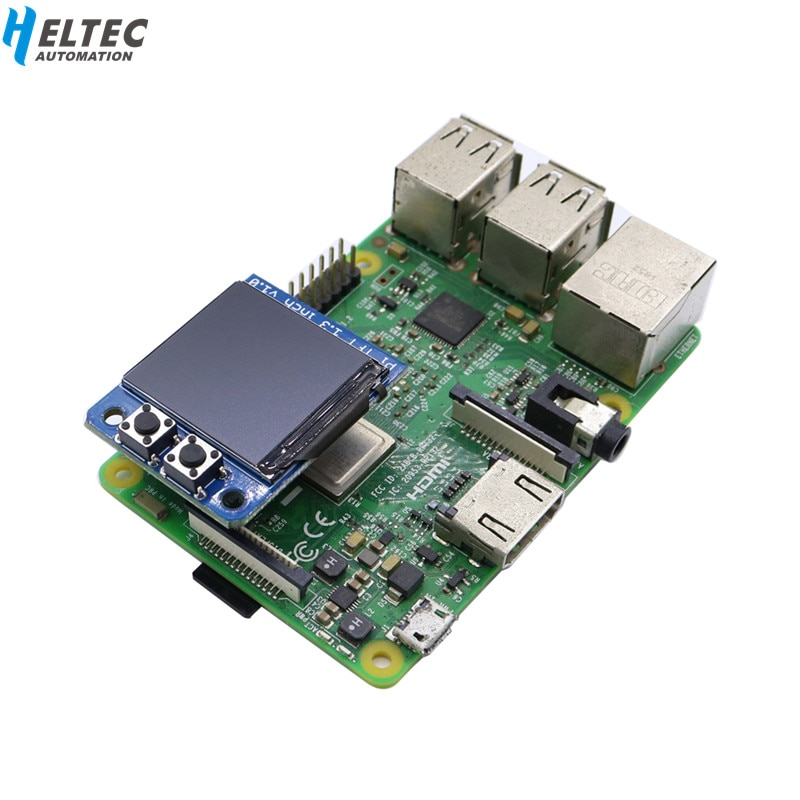 waveshare mini computer add ons based on raspberry pi compute module cm3 cm3l cm3 cm3 l Mini Pi TFT 1.3 - 240x240 TFT Module Add-on for Raspberry Pi