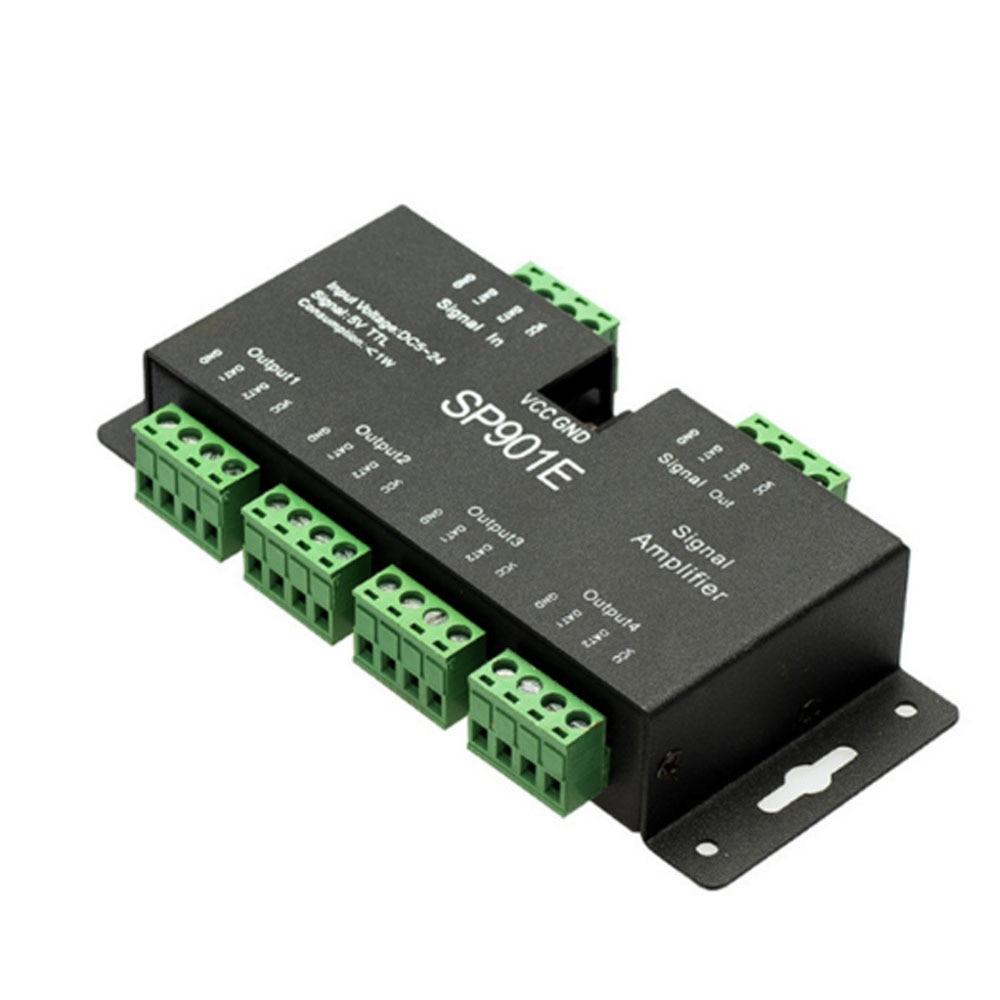 WS2812B WS2813 WS2815 WS2811 RGB LED Pixels Strips Controller SP002E SP105E SP106E SP107E SP108E SP110E SP501E SP601E SP901E