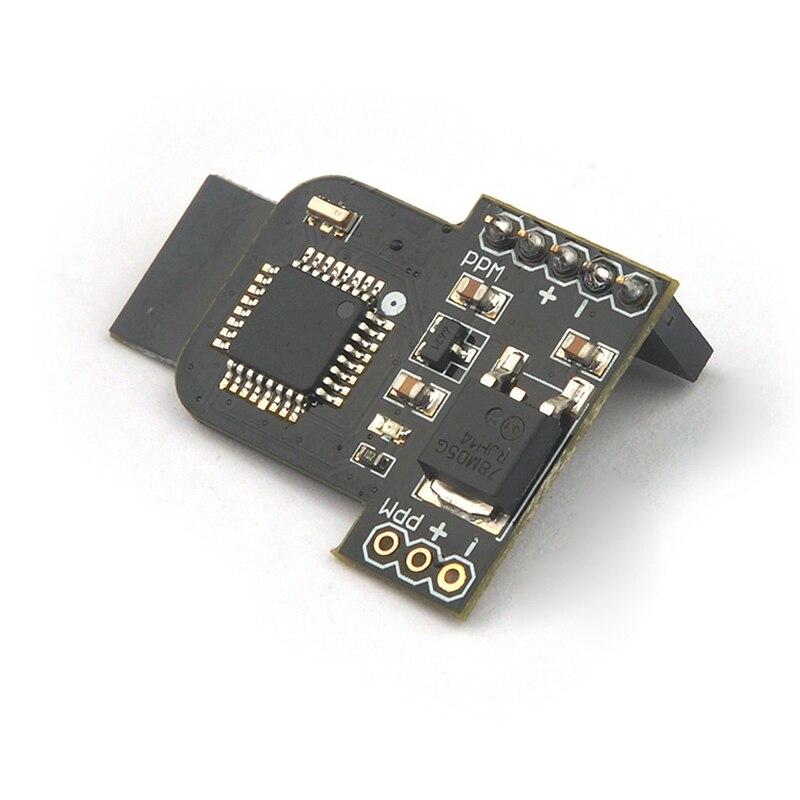 Novo módulo multiprotocolo tx para frsky x9d x9d plus x12s flysky th9x 9xr pro transmissor