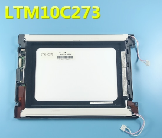 100% pantalla LCD de prueba original LTM10C273 10,4 pulgadas 800*600