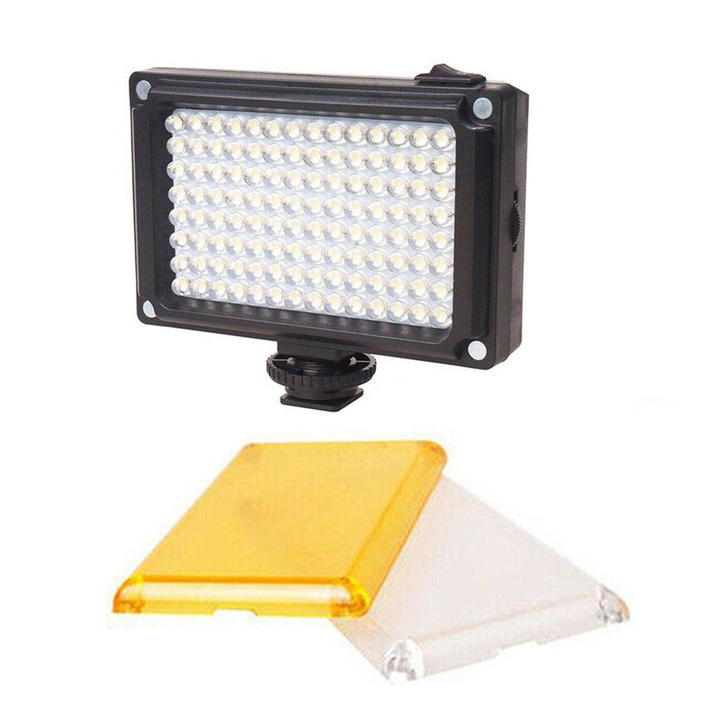 Cámara LED teléfono Luz de vídeo iluminación fotográfica para Youtube transmisión en vivo regulable lámpara LED Bicolor temperatura