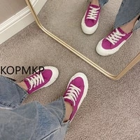 womens shoes summer 2021 new candy color womens casual sports shoes canvas sports shoes womens vulcanized shoes