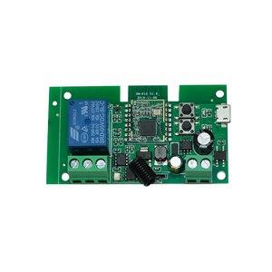 Google Home Compatible ZigBee WiFi 1 Channel Relay Smart Automation Module 7V-32V Motor Switch Tuya Smart/Ewelink