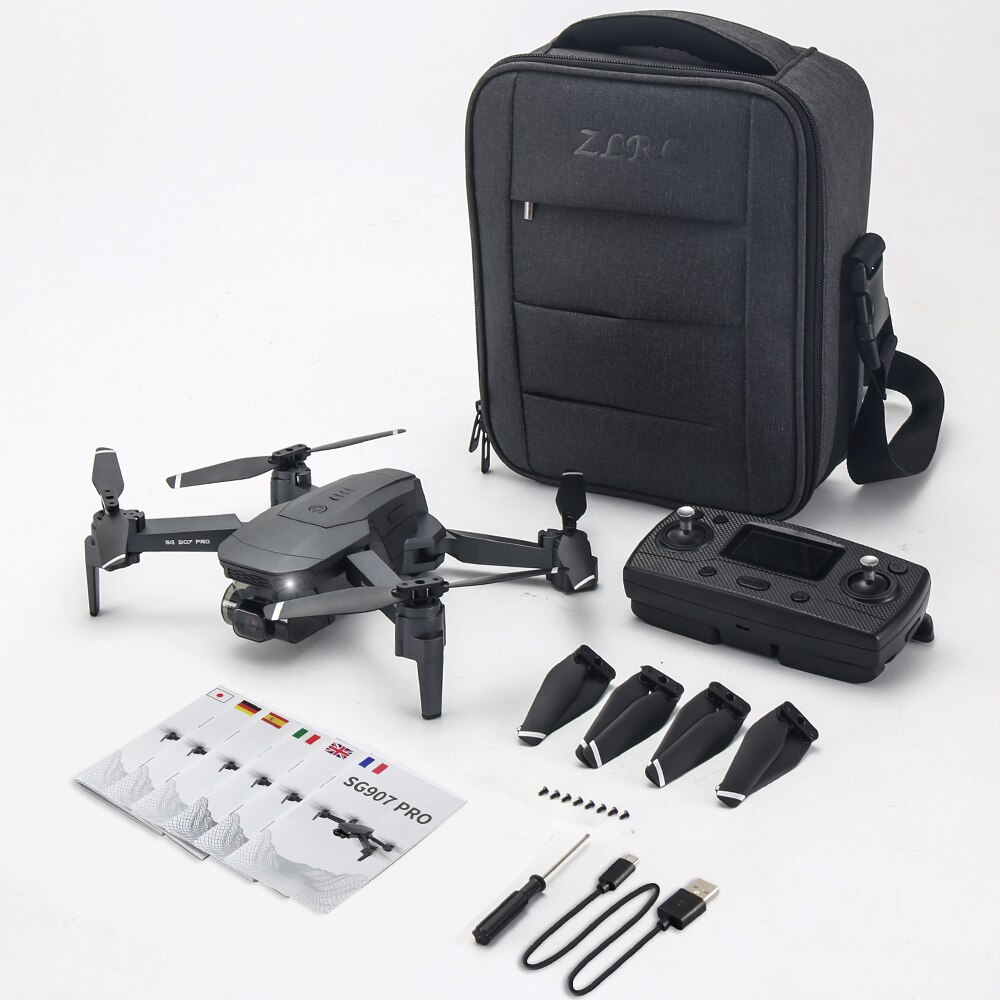 SG907 Pro /SG907 Quadcopter RC Drone 4K GPS Profissional 2 Axis Gimbal Drones with camera HD 5G WIFI FPV  dron VS SG906 PRO 2 enlarge