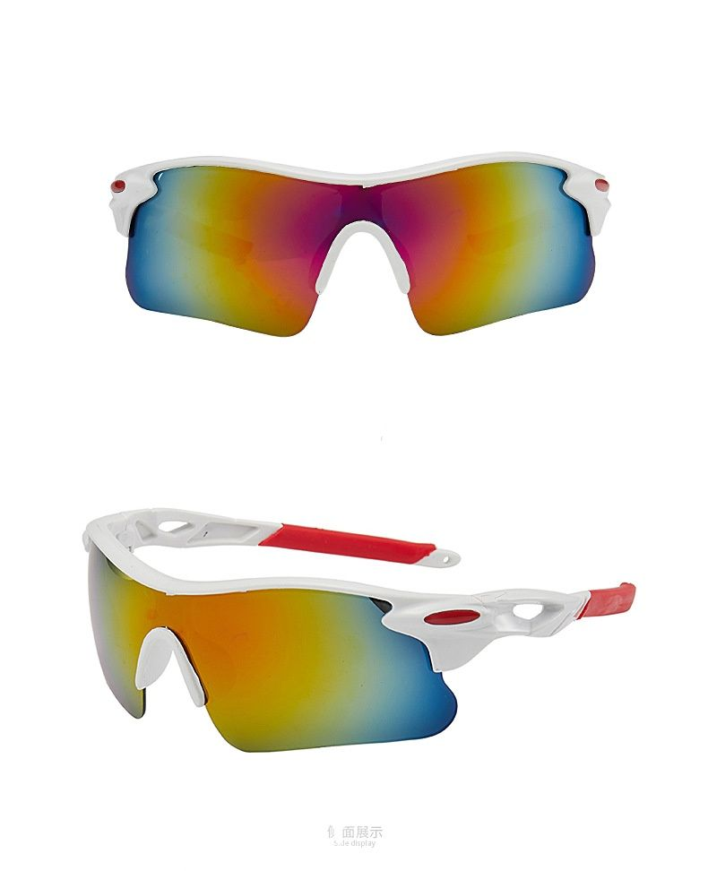2021 Sports Men and Women Sunglasses Road Bicycle Glasses Mountain Cycling Riding Protection Goggles Eyewear Bike Sun Glasses 48 cycling sunglasses for men road bicycle glasses mountain riding protection polycarbonate goggles eyewear outdoor sports 2021