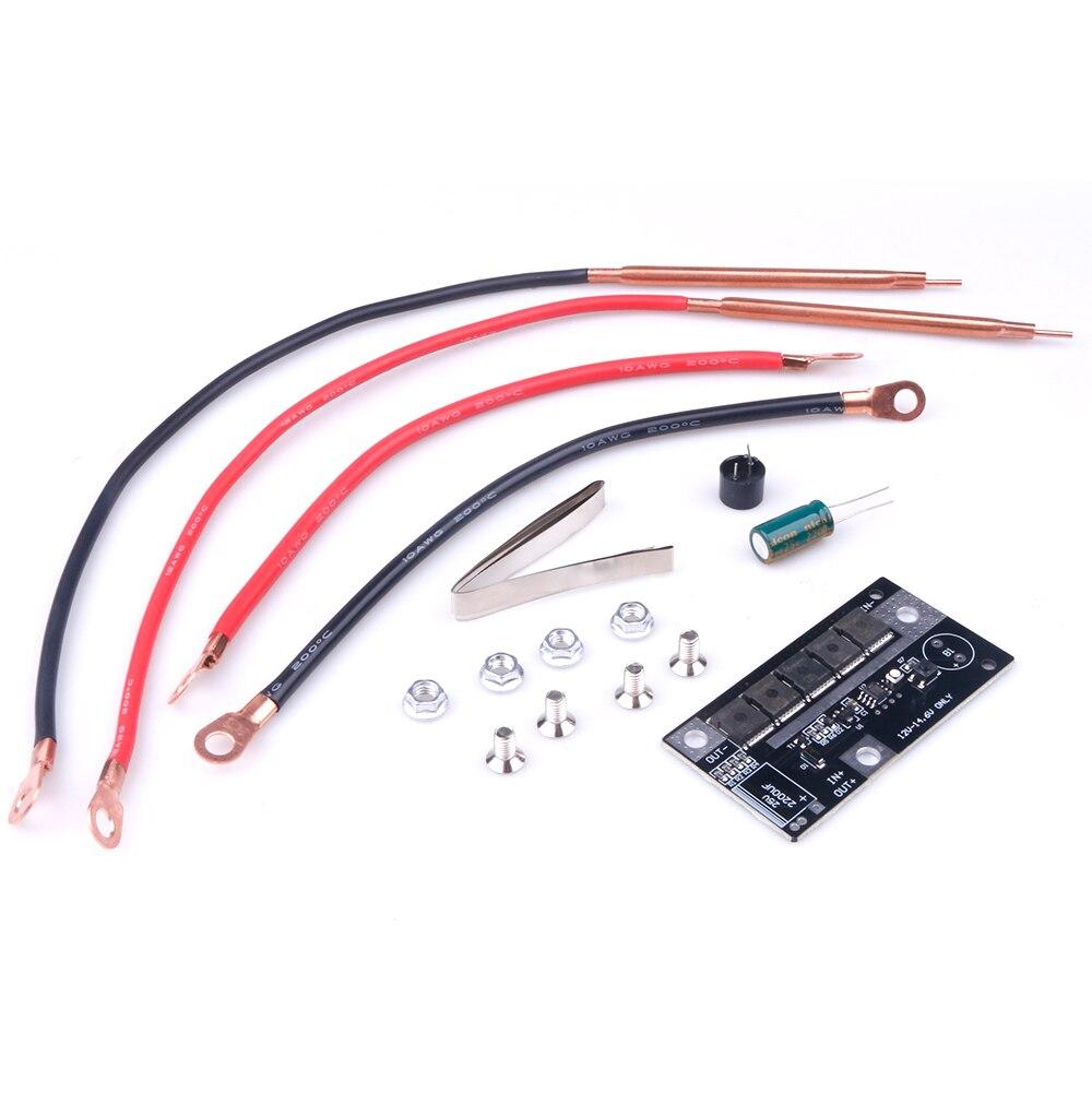 Портативная батарея 18650/26650 устройство для точечной сварки печатных плат