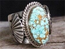 Moda czeski etniczne niebieskie kamień Ring Finger dla kobiet unikalny kolor srebrny muszelki biżuteria 2020 pierścienie