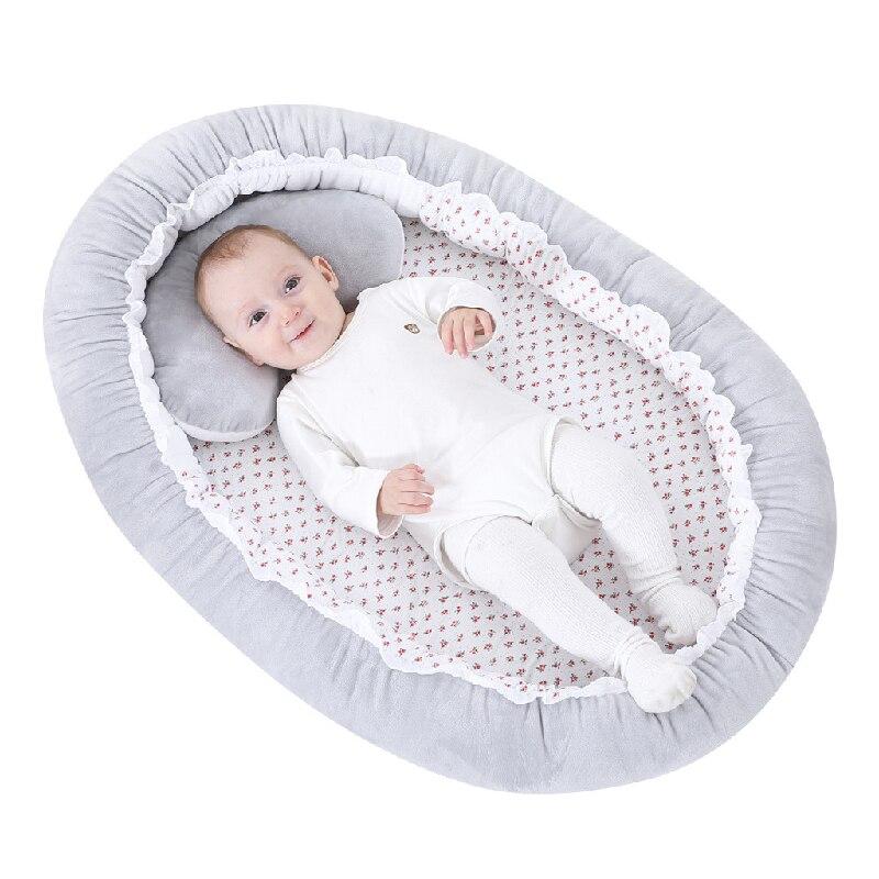 Cuna portátil plegable para recién nacidos cunas para bebés nido de sueño cuna para bebés cama para niños cuna para bebés