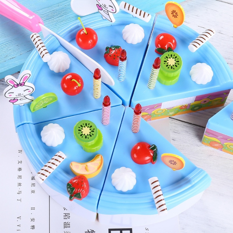 Play house toy simulation kitchen toys set girls cooking toy utensils Play family Miniature cake model toys for children недорого