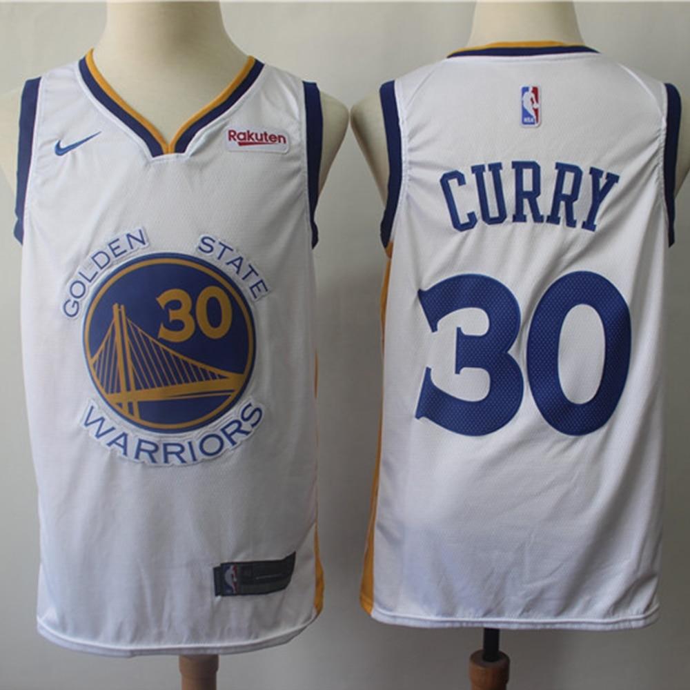 La NBA Golden State Warriors #30 Stephen Curry de Baloncesto de los...