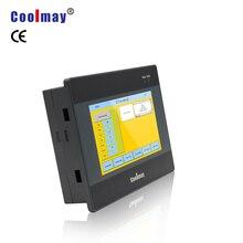 Écran tactile HMI de petite taille amélioré 4.3 pouces pour le contrôle de CNC industriel