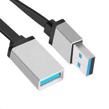 USB 3.0 케이블 USB3.0 연장 Extender 남성 여성 카보 USB 데이터 케이블 USB 3.0 Extender 케이블 동기화 코드 케이블 어댑터