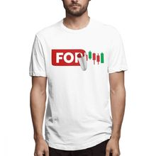Nouveau Design Forex investisseur bourse Finance commerçants cadeau T-Shirt mode Streetwear monnaie Trader investissement T-Shirt